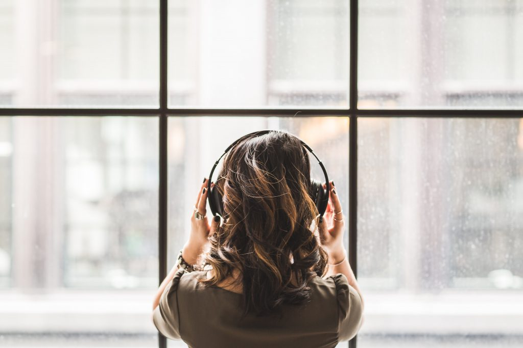 A therapist recommends 5 podcasts for mental health and wellbeing