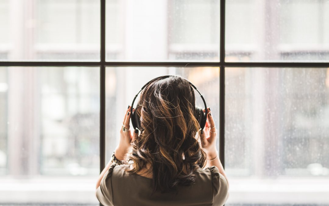 5 Podcasts for Mental Health and Wellbeing