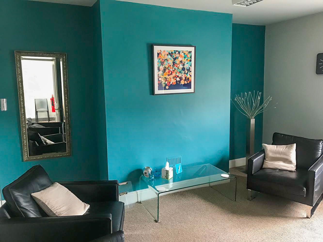 hire a therapy room in harrogate