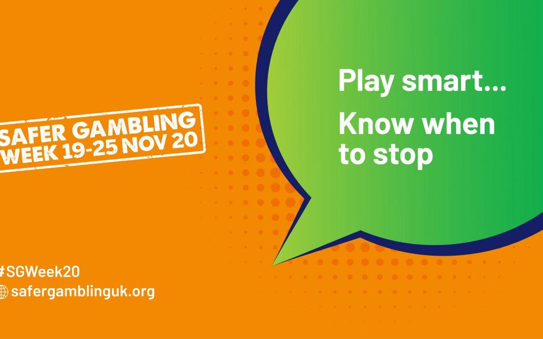 Safer Gambling Week: krysallis and NGTS