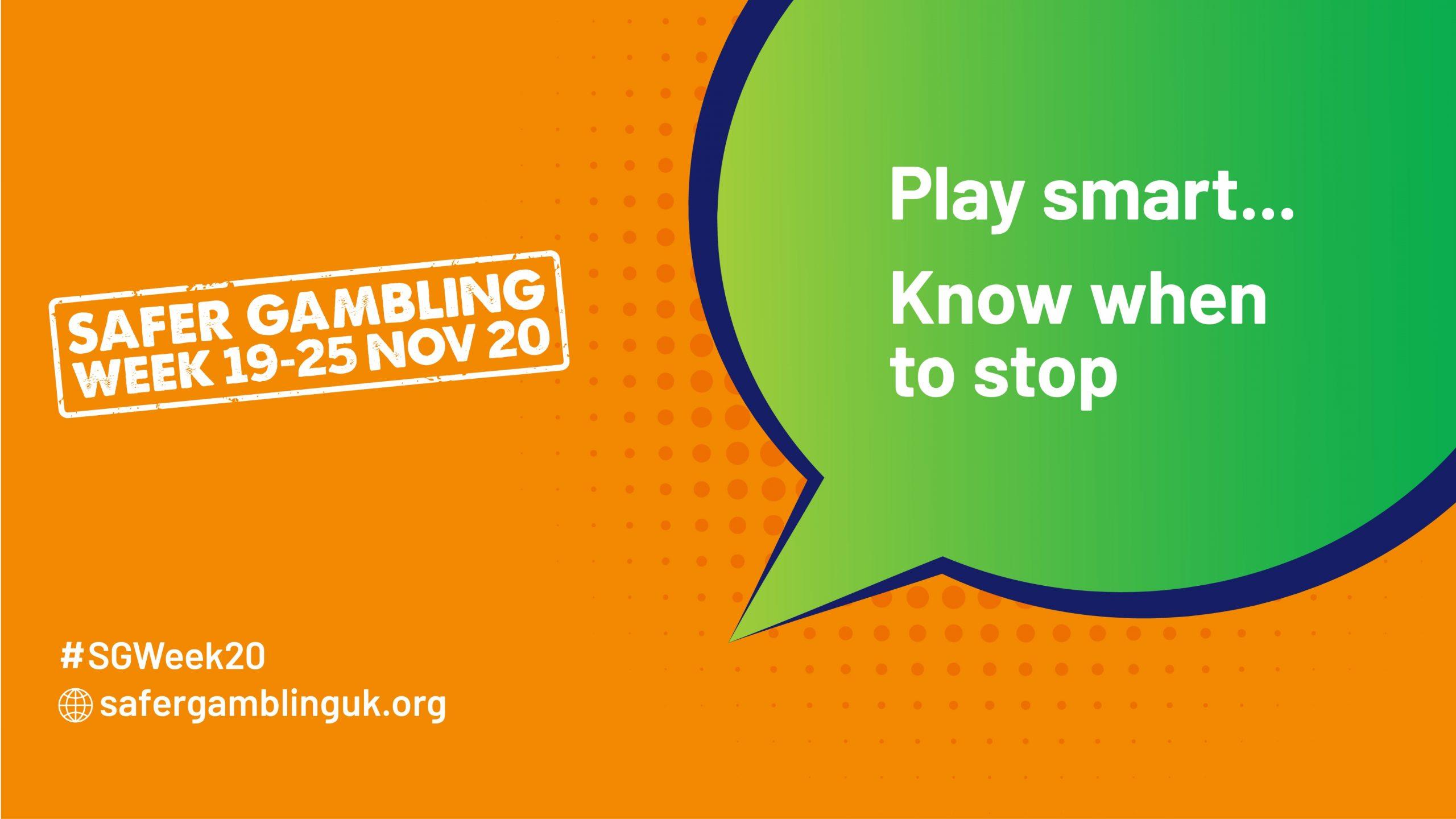 safer gambling week